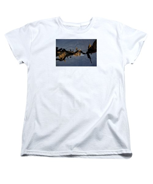 Women's T-Shirt (Standard Cut) featuring the photograph How Is It That You Forget? by Danica Radman