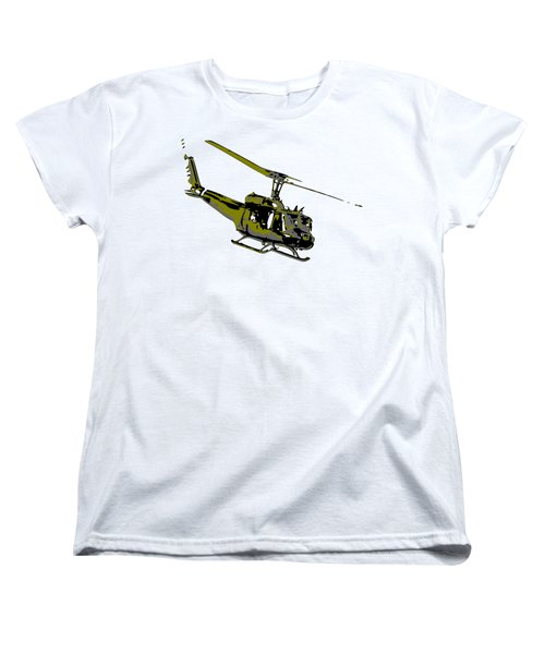 Huey Women's T-Shirt (Standard Cut) by Piotr Dulski
