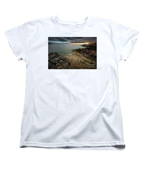 Ibiza Summer Mix 7.0 Women's T-Shirt (Standard Cut) by Yhun Suarez