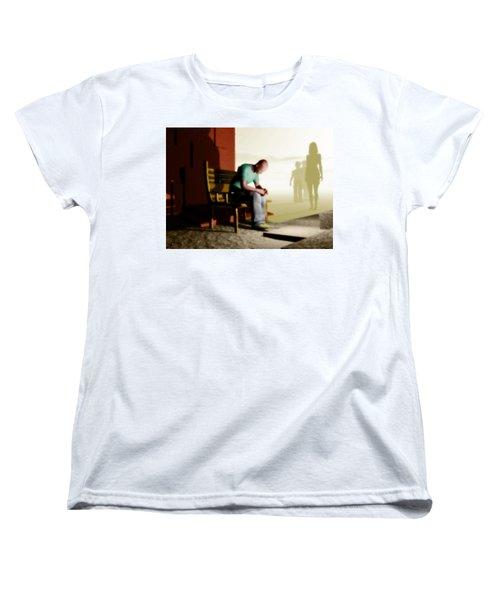 In A Fog Of Isolation Women's T-Shirt (Standard Cut)