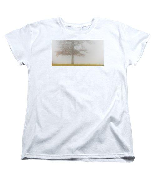 In Retrospect Women's T-Shirt (Standard Cut) by Skip Tribby
