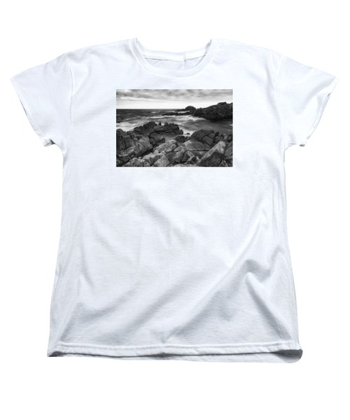 Women's T-Shirt (Standard Cut) featuring the photograph Island by Hayato Matsumoto