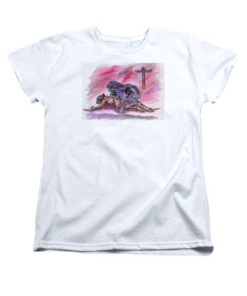 It Is Done Women's T-Shirt (Standard Cut) by Clyde J Kell