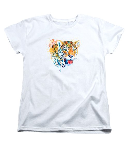 Jaguar Head Women's T-Shirt (Standard Fit)