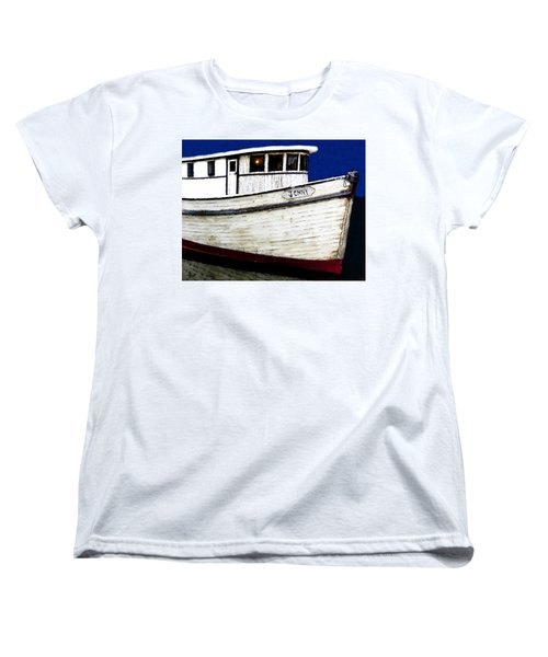 Jenny Women's T-Shirt (Standard Cut) by David Lee Thompson