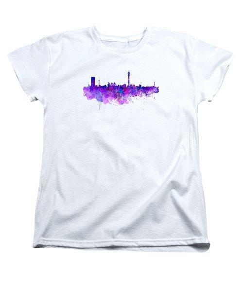 Johannesburg Skyline Women's T-Shirt (Standard Fit)