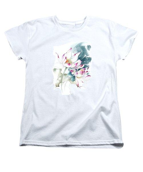 Journey For Two Women's T-Shirt (Standard Cut) by Anna Ewa Miarczynska