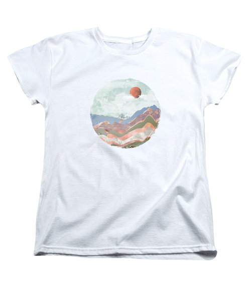 Journey To The Clouds Women's T-Shirt (Standard Fit)