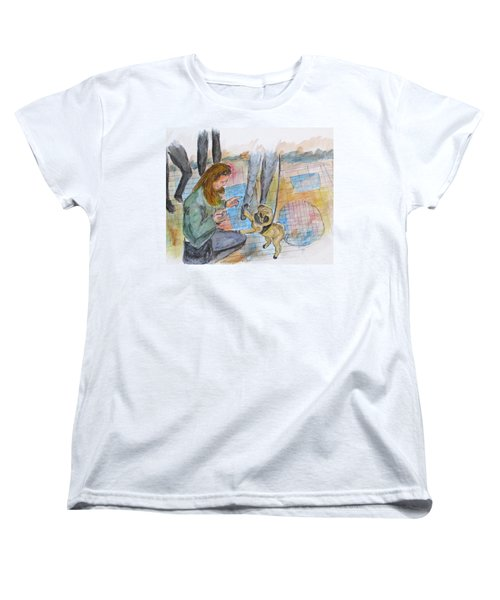 Just One More Women's T-Shirt (Standard Cut) by Clyde J Kell
