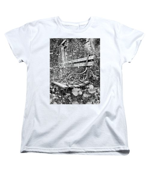Women's T-Shirt (Standard Cut) featuring the photograph Just Yesterday by Tom Cameron