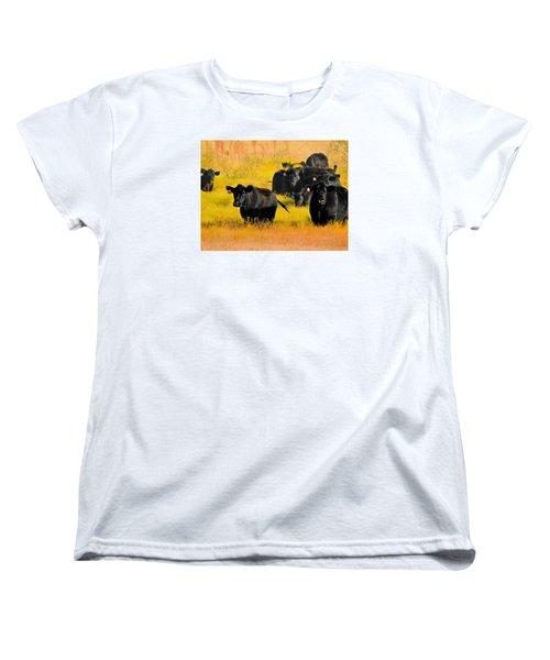 Knee High In Color Women's T-Shirt (Standard Cut)
