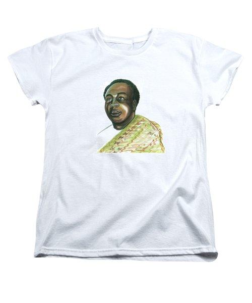 Kwame Nkrumah Women's T-Shirt (Standard Cut)