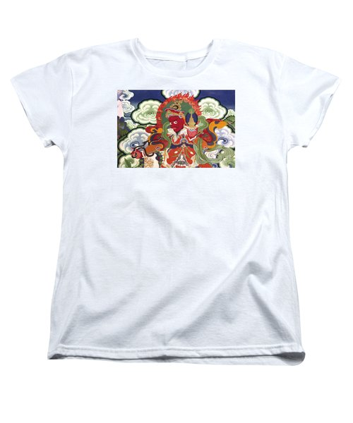 Ladakh_17-2 Women's T-Shirt (Standard Cut) by Craig Lovell