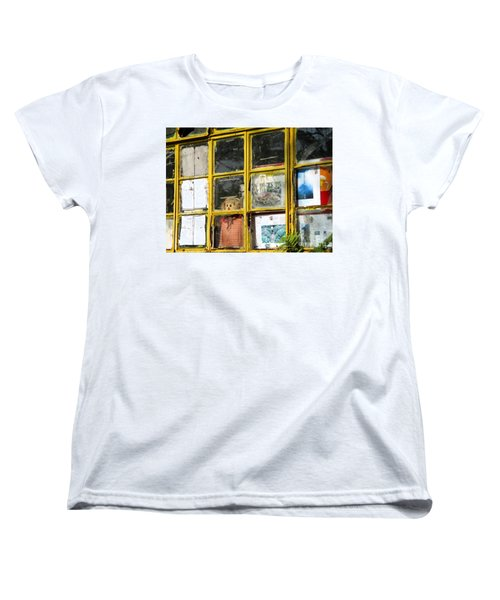 Women's T-Shirt (Standard Cut) featuring the photograph Lantau Island 47 by Randall Weidner