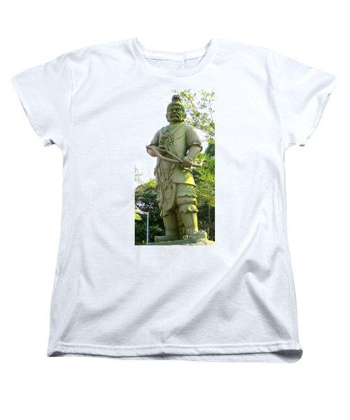 Women's T-Shirt (Standard Cut) featuring the photograph Lantau Island 52 by Randall Weidner