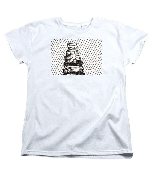 Layer Cake 1 2015 - Aceo Women's T-Shirt (Standard Cut) by Joseph A Langley