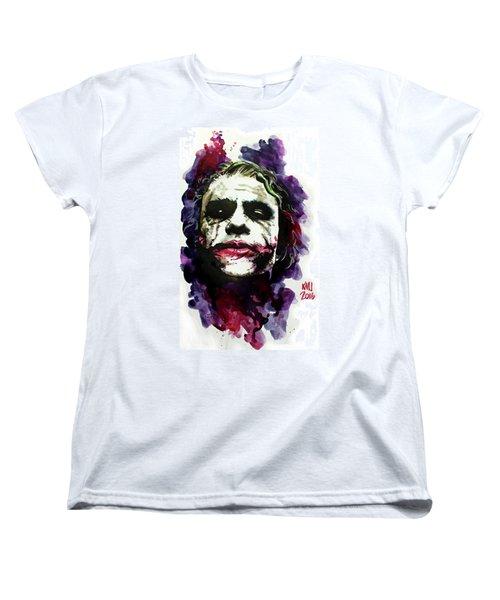 Ledgerjoker Women's T-Shirt (Standard Cut)