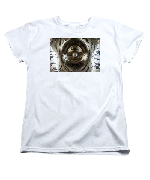 Let's Do The Time Warp Again Women's T-Shirt (Standard Cut) by Randy Scherkenbach