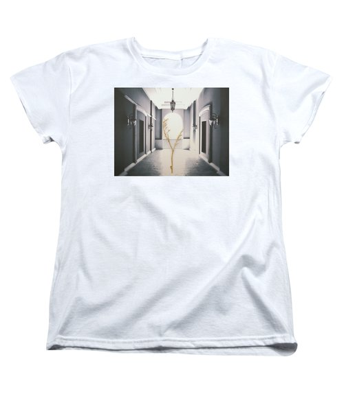 Life Inside  Women's T-Shirt (Standard Cut)