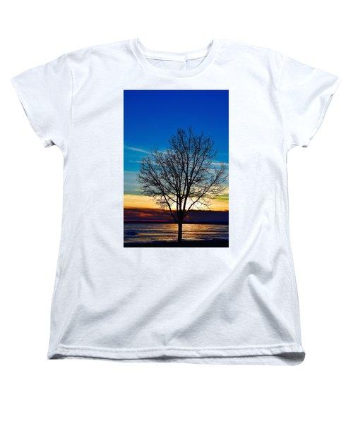 Women's T-Shirt (Standard Cut) featuring the photograph Life Is Beautiful by Dacia Doroff