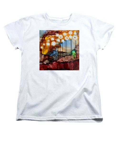 Light The Way Women's T-Shirt (Standard Cut) by Joanne Smoley