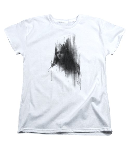 Like A Girl II Women's T-Shirt (Standard Cut) by Bruno M Carlos