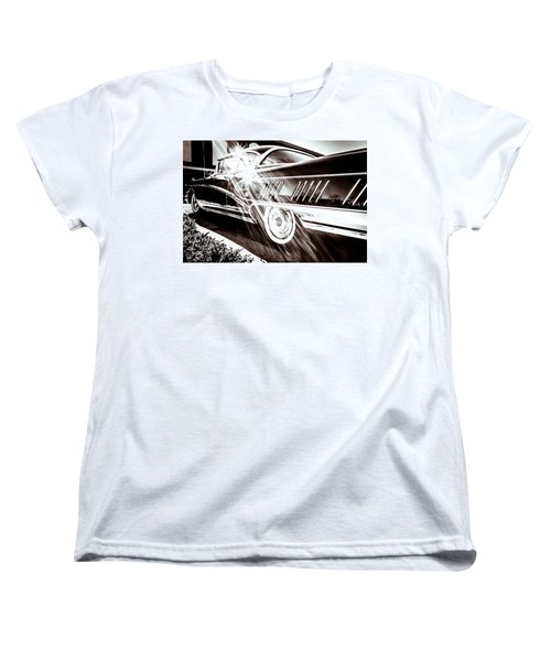 Women's T-Shirt (Standard Cut) featuring the photograph Limited by Wade Brooks
