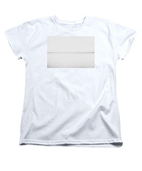 Line On The Horizon Women's T-Shirt (Standard Cut) by Scott Norris