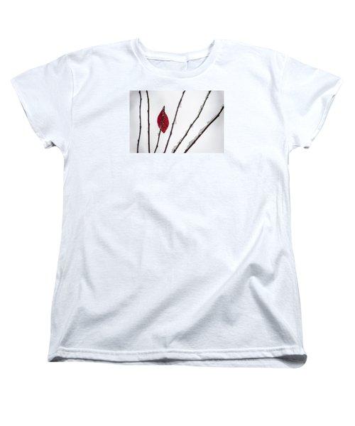 Lone Survivor Women's T-Shirt (Standard Cut) by Deborah Smolinske