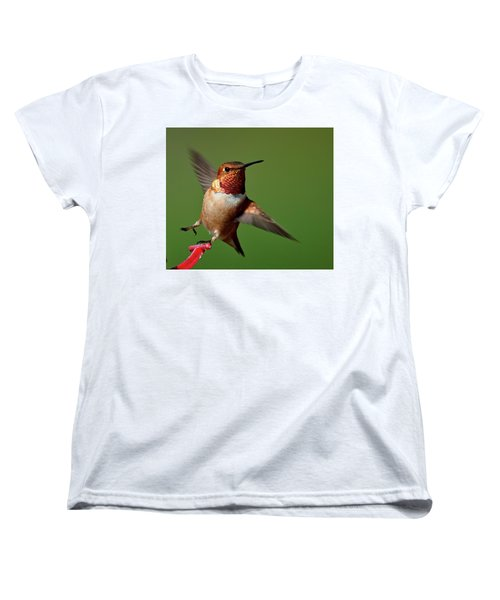 Look At Me Women's T-Shirt (Standard Cut) by Sheldon Bilsker