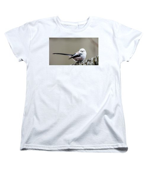 Women's T-Shirt (Standard Cut) featuring the photograph Loong Tailed by Torbjorn Swenelius