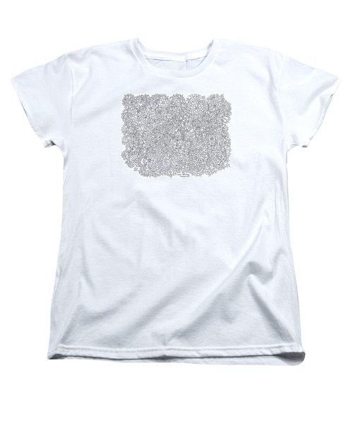 Love Moscow Women's T-Shirt (Standard Cut)