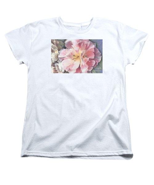 Loveliness Flower Women's T-Shirt (Standard Cut) by Marsha Heiken
