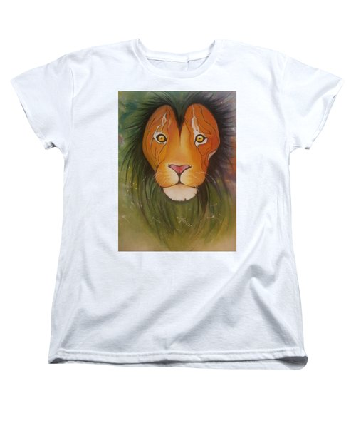 Lovelylion Women's T-Shirt (Standard Cut)