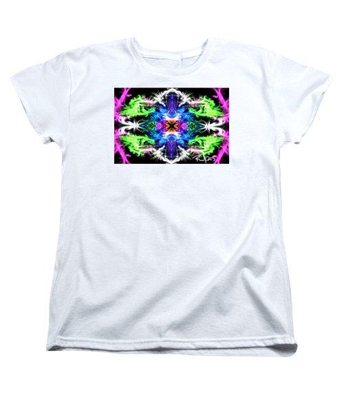 Lucky Charm Women's T-Shirt (Standard Cut) by Diana Riukas