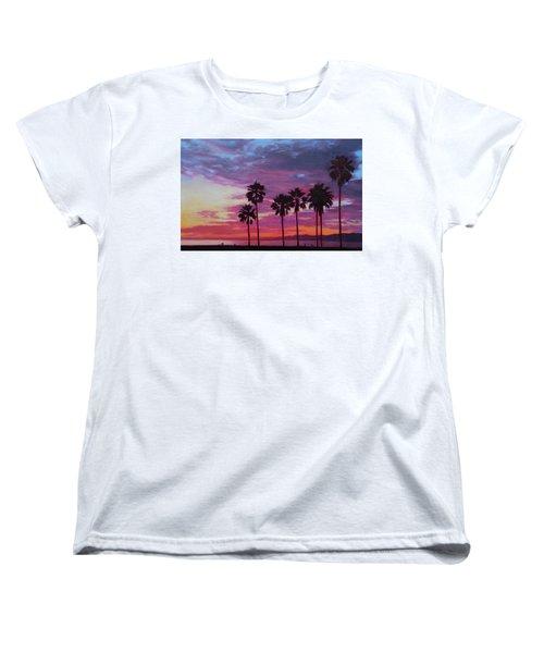 Lush Women's T-Shirt (Standard Cut) by Andrew Danielsen