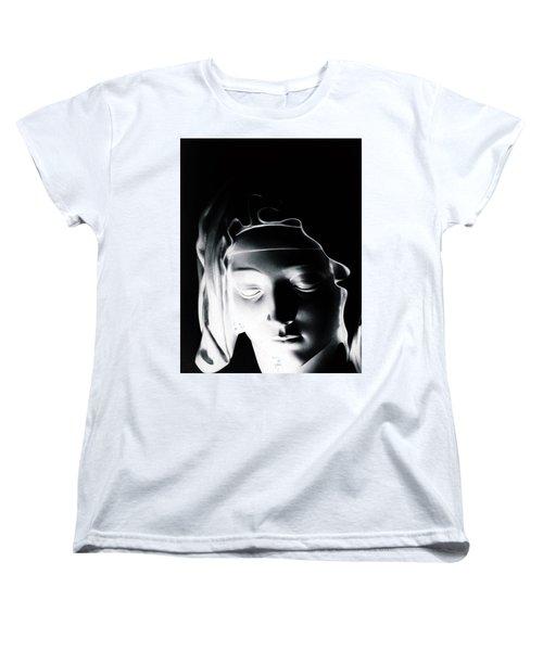 Madonna Women's T-Shirt (Standard Cut) by Joseph Frank Baraba