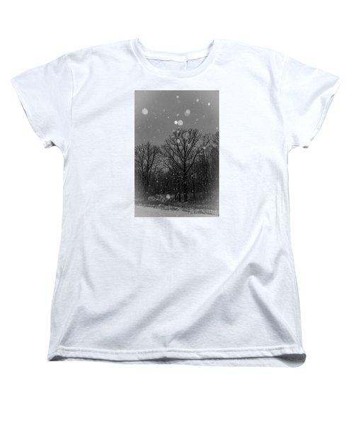 Majestic  Women's T-Shirt (Standard Cut) by Annette Berglund