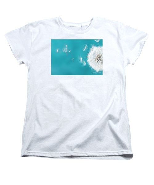 Make A Wish II Women's T-Shirt (Standard Cut) by Anastasy Yarmolovich