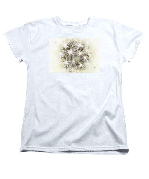 Make A Wish Women's T-Shirt (Standard Cut) by Marlo Horne