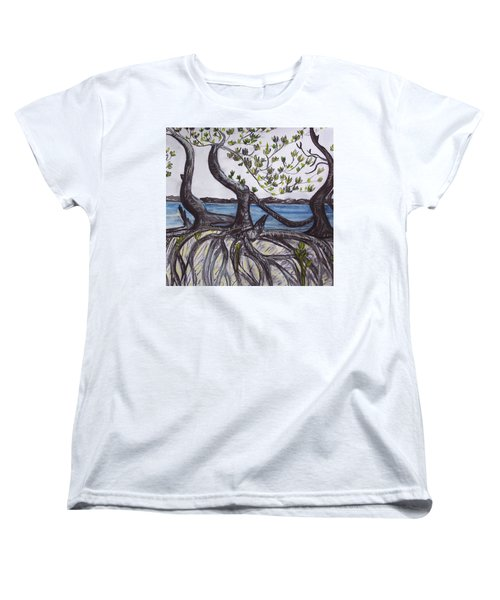 Mangroves Women's T-Shirt (Standard Fit)