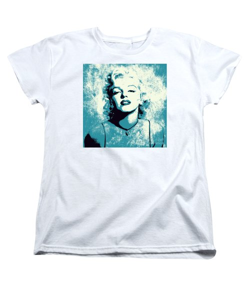 Marilyn Monroe - 201 Women's T-Shirt (Standard Cut) by Variance Collections