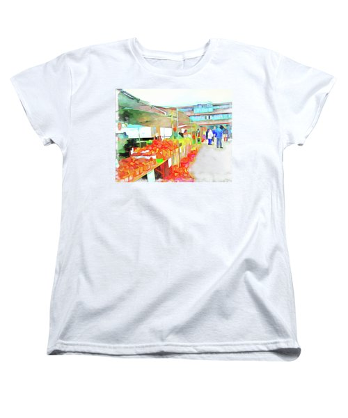 Market Day Women's T-Shirt (Standard Cut)