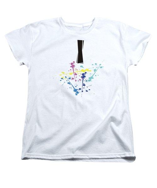 Me Myself And I Women's T-Shirt (Standard Cut)