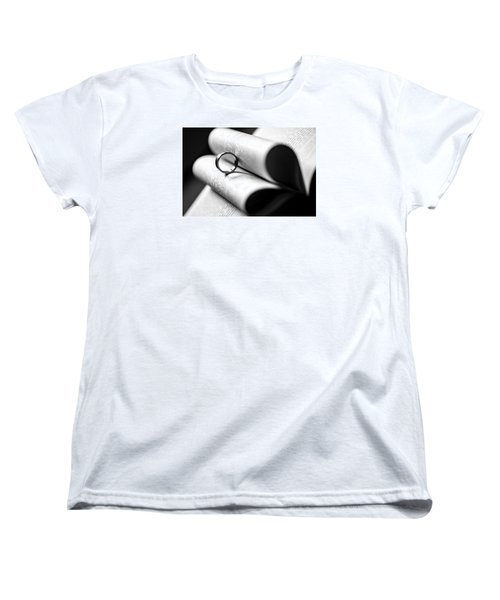 Memories Women's T-Shirt (Standard Cut) by Martina Fagan