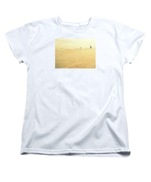 Miami Beach 2 Women's T-Shirt (Standard Cut) by France Laliberte