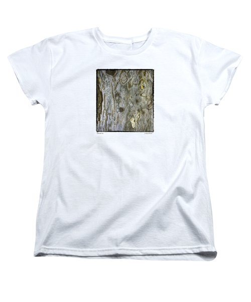 Women's T-Shirt (Standard Cut) featuring the photograph Millbrook Tree by R Thomas Berner