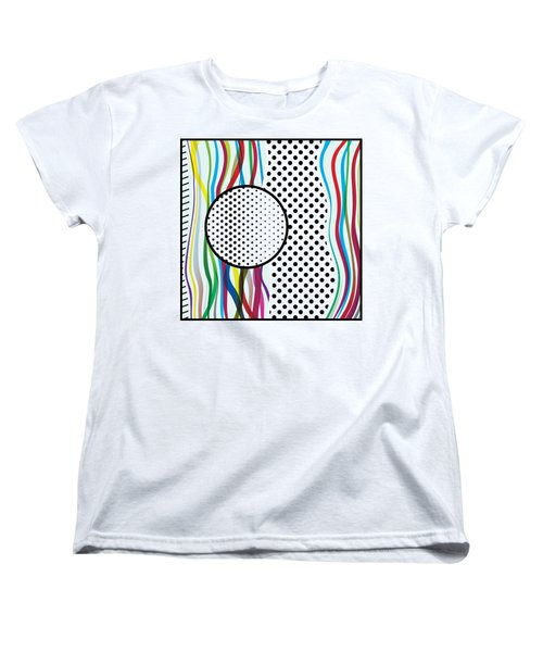Morris Pop-art Women's T-Shirt (Standard Cut)