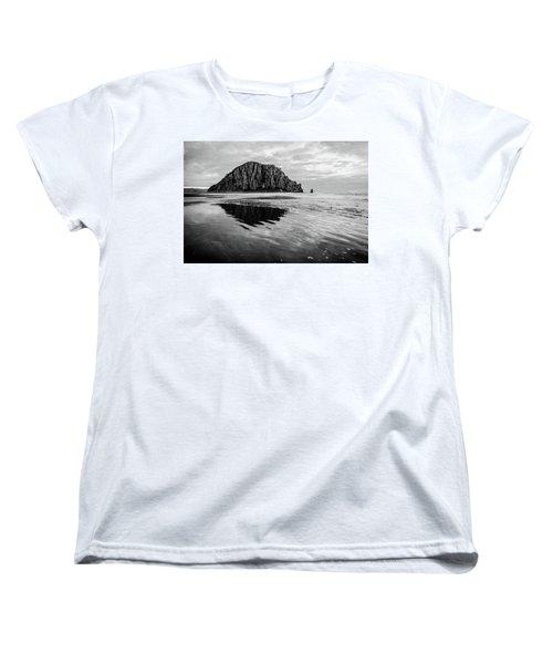 Morro Rock II Women's T-Shirt (Standard Cut)