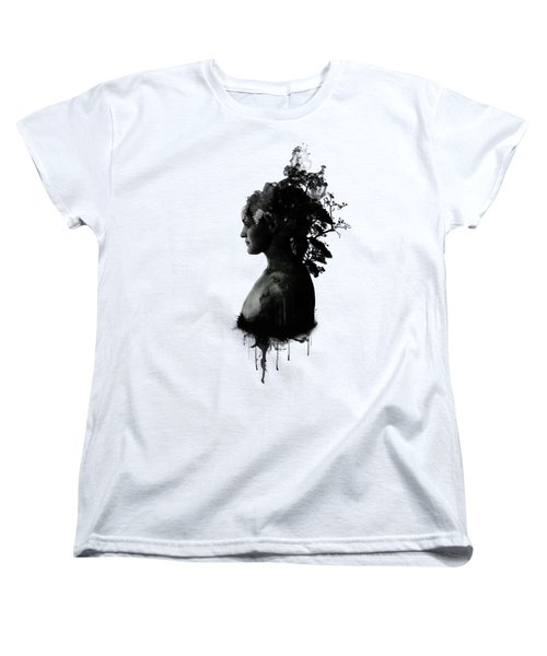 Mother Earth Women's T-Shirt (Standard Cut) by Nicklas Gustafsson